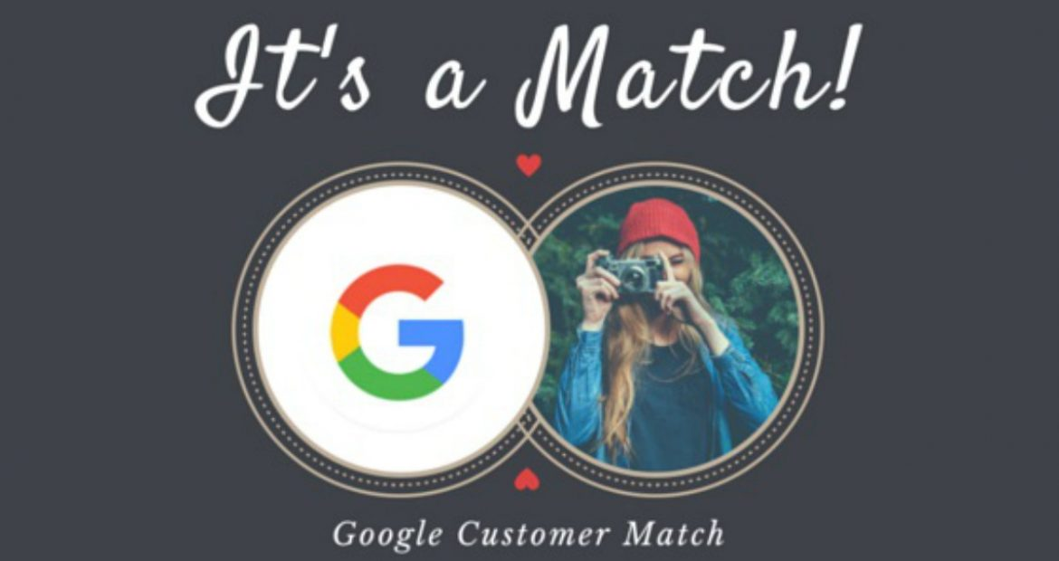 """Google Customer Match picture"""